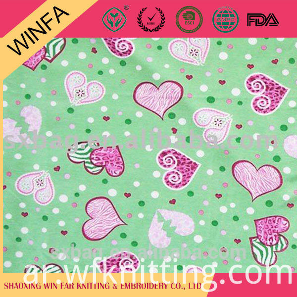 Pure 100% Polyester Jersey Fabric