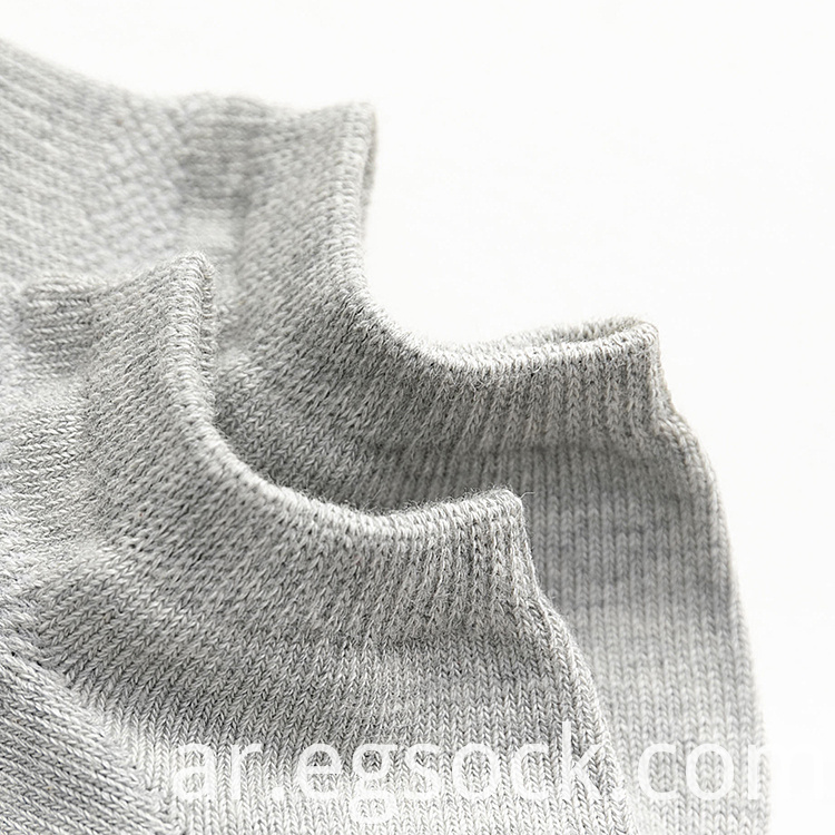 Solid Mesh Men'S Socks