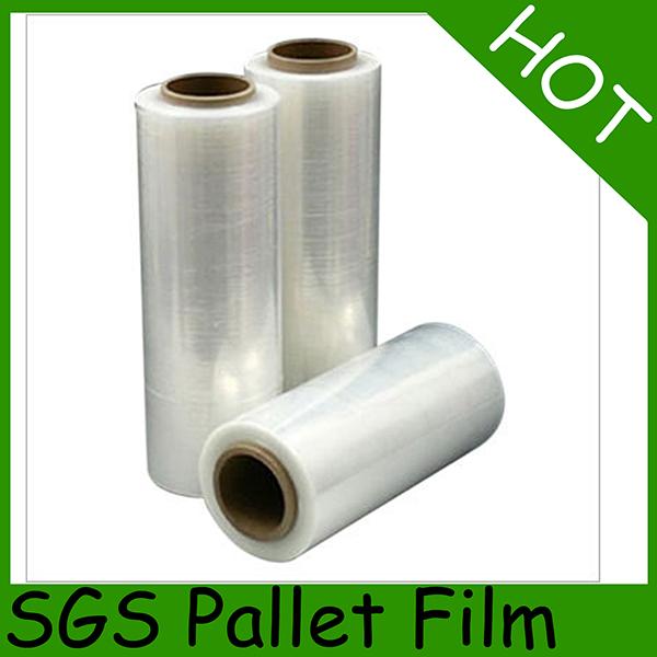 Manual Pallet Warp Stretch Film