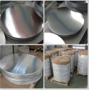 Good Spinning Aluminium/Aluminum Circle for Cookware and Kitchen Utensils
