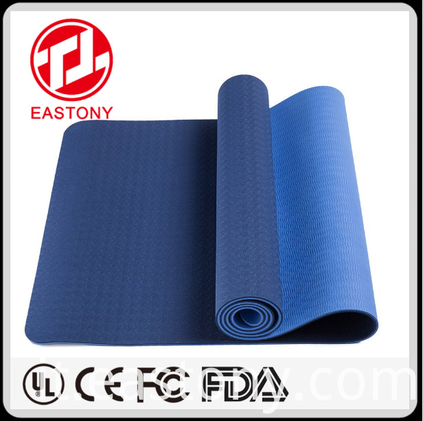 Exercise And Fitness mat