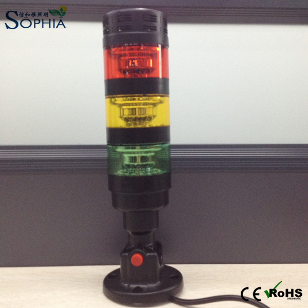IP67 Oil-Proof LED Warning Light, Tower Light