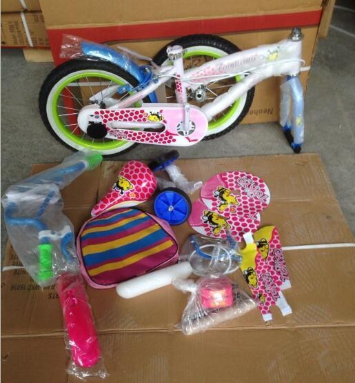 Manufacture Coaster Brake/Back-Pedal Brake Children/Kids Bike (FP-KDB-17090)