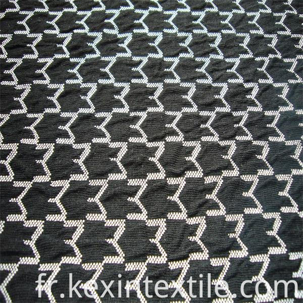 jacquard knit spandex cotton fabric