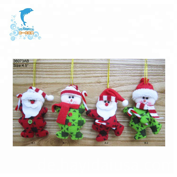 small christmas stuffed toy