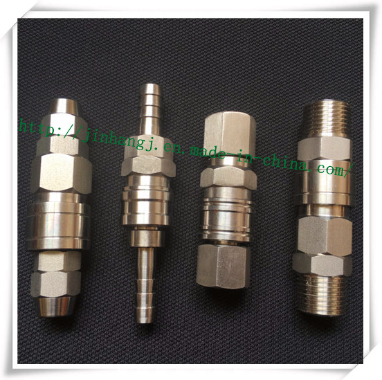 Stainless Steel Sp/PP Pneumatic Quick Connector