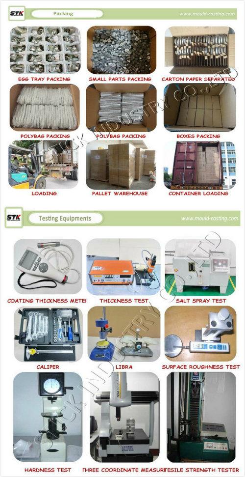 Bathroom and Industrial Auto Customed Zinc Zamak Die Casting