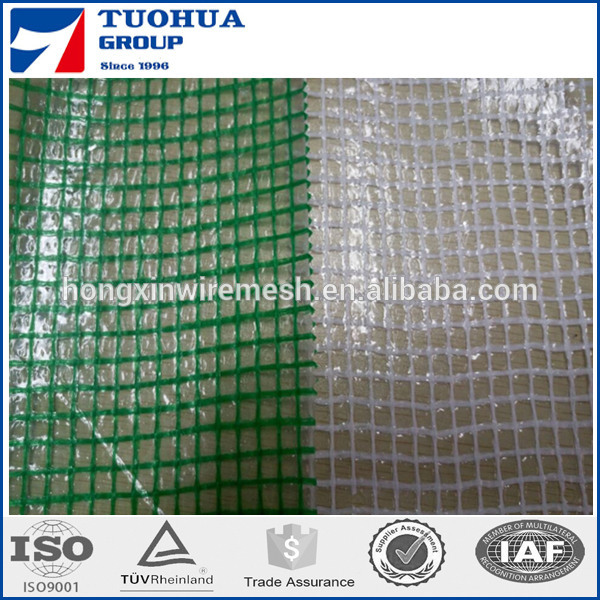 green color leno tarps