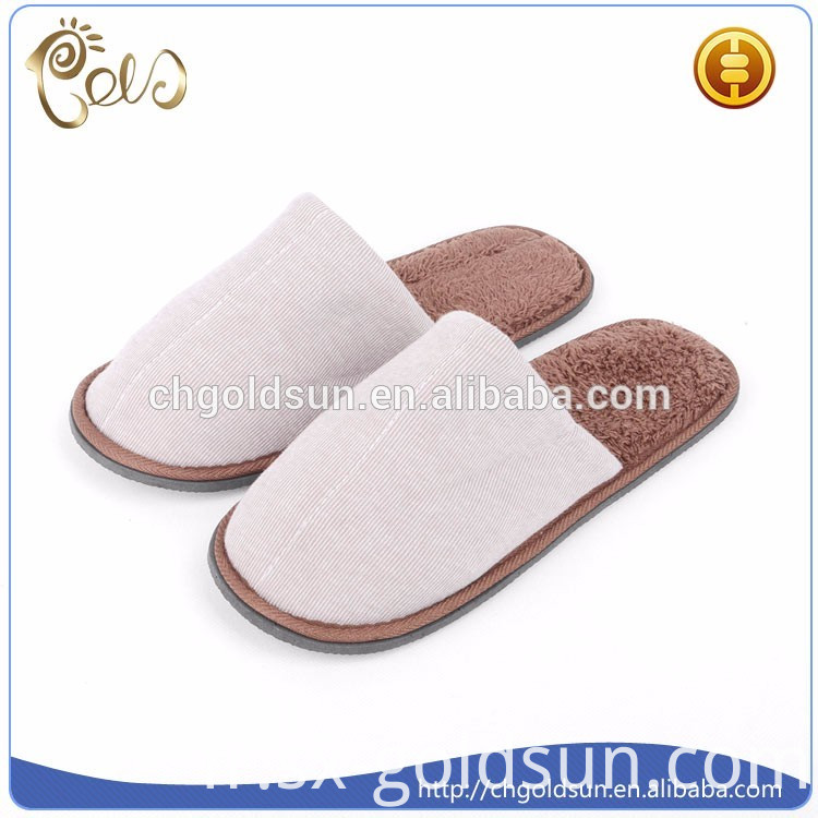 Airline Hotel Slippers Washable
