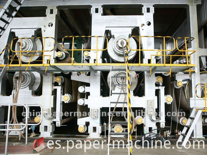 Waste Paper Recycling Paper Machine