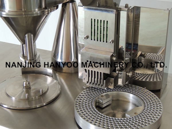 High Quality Semi Automatic Capsule Filling Machine for Size 00, 0, 1, 2, 3 Capsules