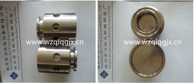 Sanitary Stainless Steel Anti-Vacuum Air Release Breath Valves
