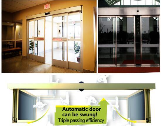 ICU Room Door
