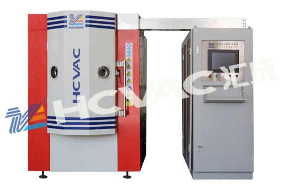 Hcvac Stainless Steel Titanium Carbide Black PVD Vacuum Coating Machine