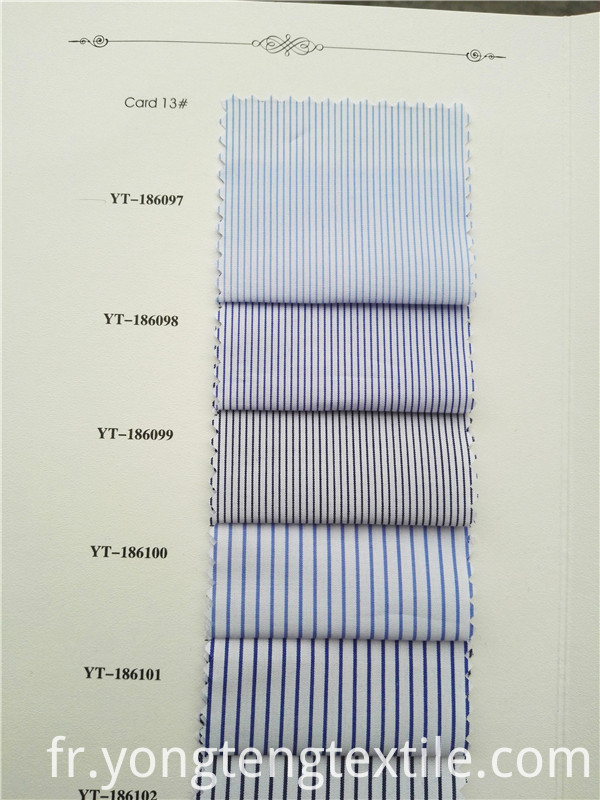 Casual Style Shirt Fabric