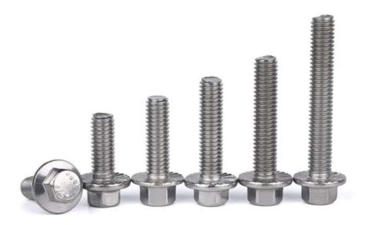 4.8 bolt Hexagon flange bolts