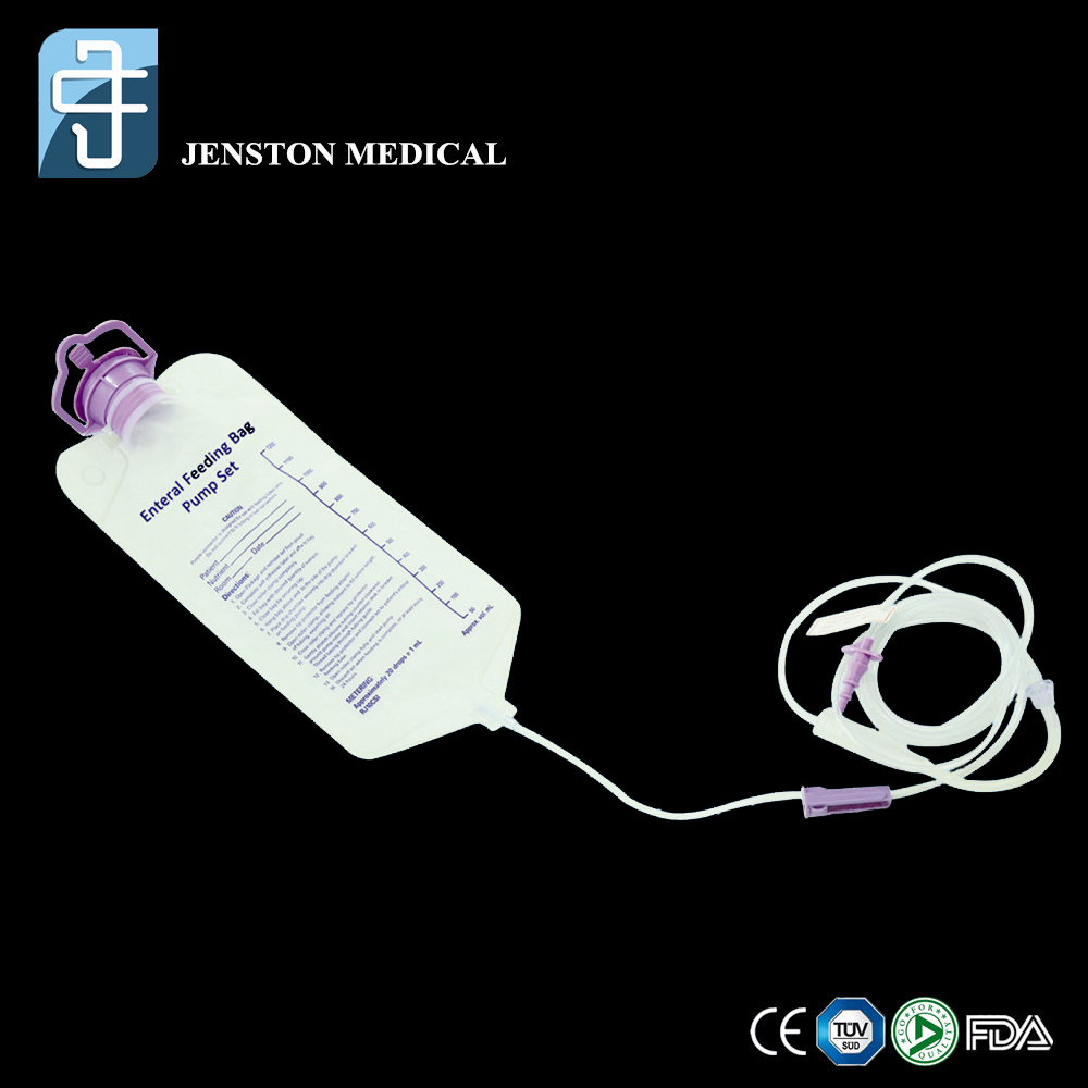 Disposable Enteral Feeding Bags