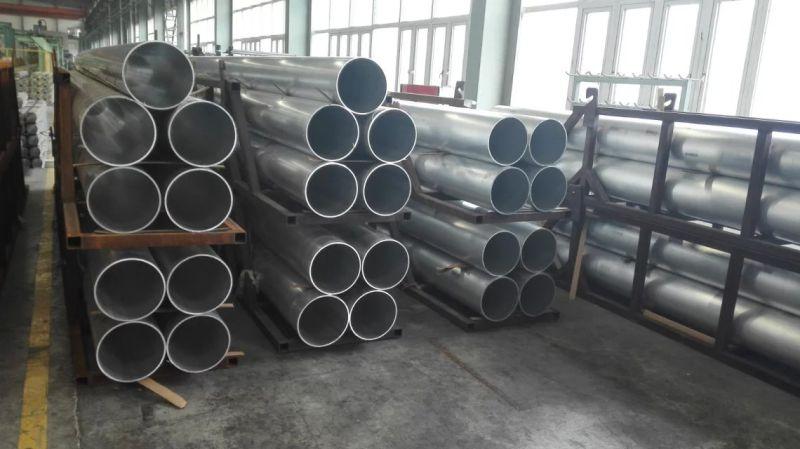 Marine Used Aluminum Pipe 5083