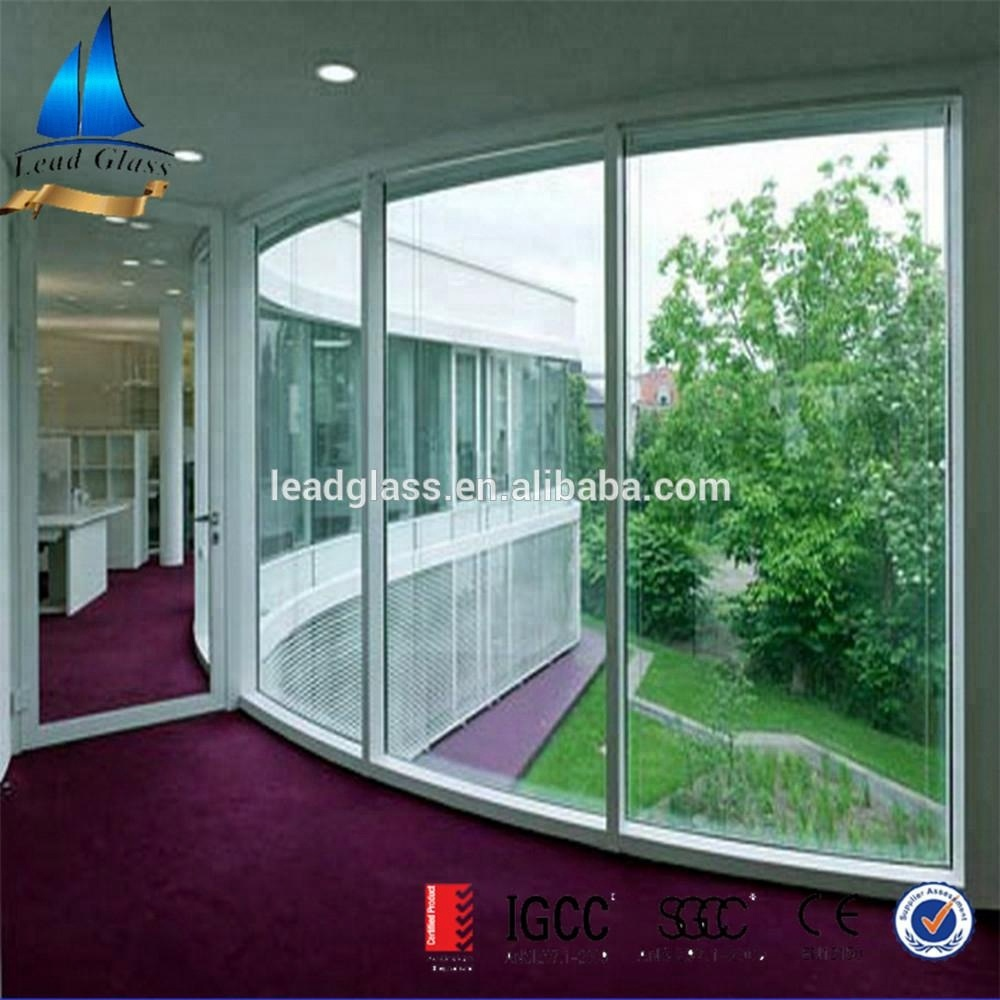 Bent Tempered Glass