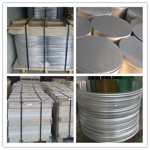 Aluminium Circle Sheet for Cookware and Traffic Signs