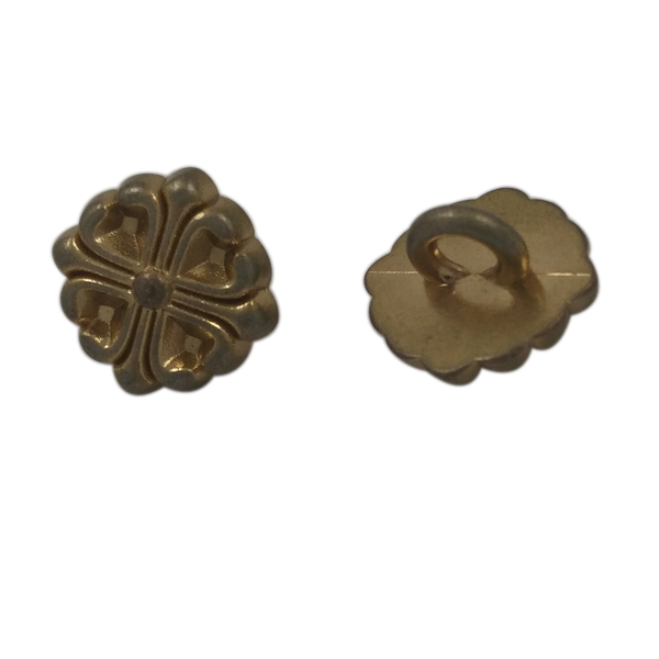 Make Custom Design Shirt Metal Shank Button