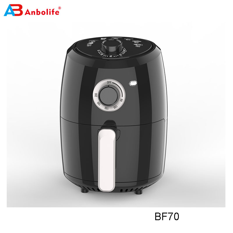 Timer Temperature Air Fryer