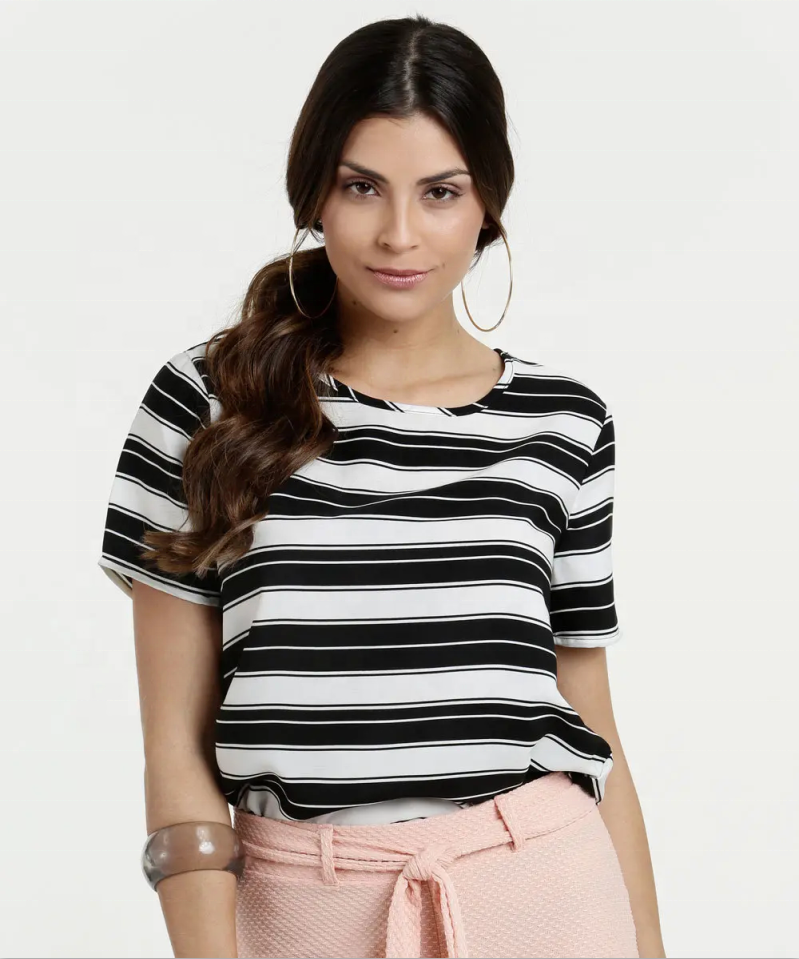 Casual Blouse Short sleeve tops