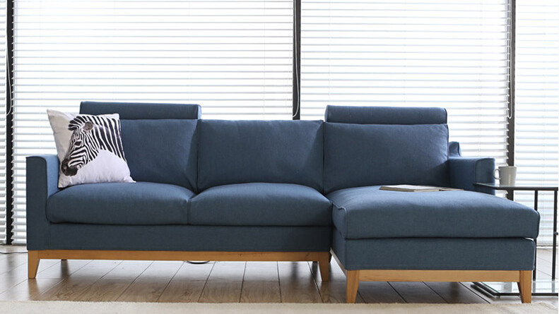 Modern Home Furniture Fabric Sofa Set