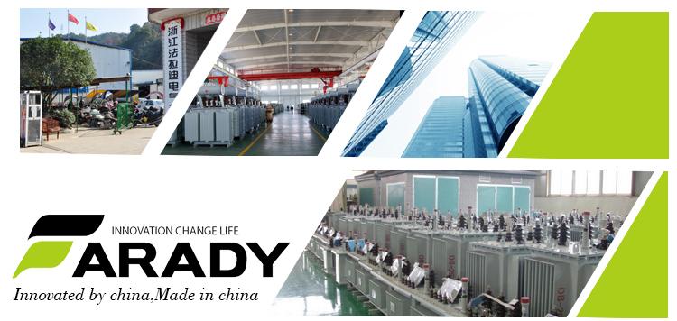 20kv Electrical Equipment 3 Phase Oil Transformer