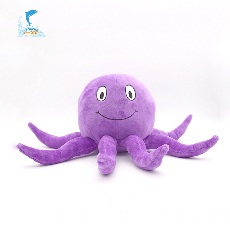 Octopus Plush Doll