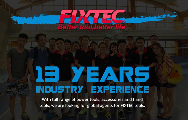 Fixtec Power Tool Construction Tools 1500W Demolition Breaker Hammer