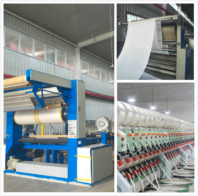Cotton Woven Fusible Fabric for Interlining