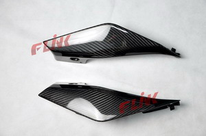 Carbon Fiber Tail Side Covers for YAMAHA Mt09 Fz09