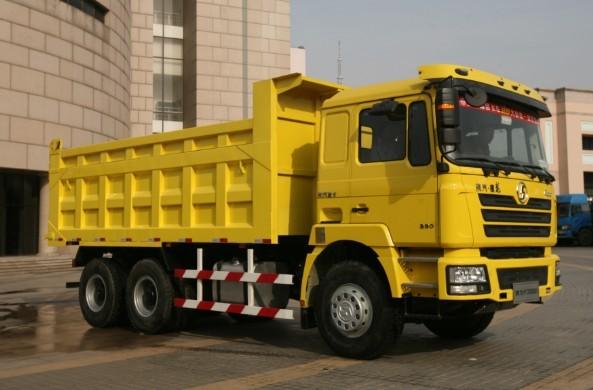 Shacman D'long 6X4 375HP Heavy Duty Dump Truck