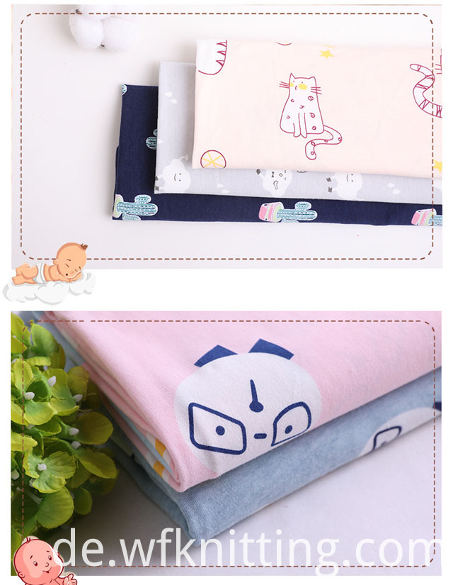 Soft Comfortable Child Cute fabric