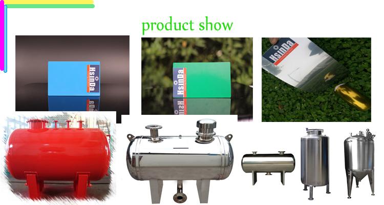 Quality Guaranteed High Gloss Spray Powder Coating for Water Storage Tank