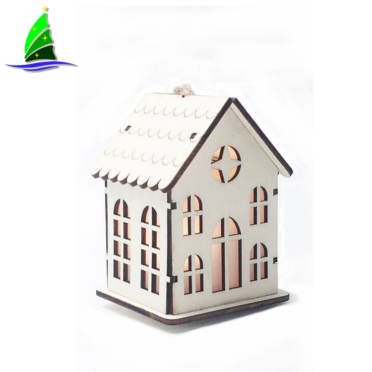 Occasions Gifts Hotel Christmas Glowing Cabin