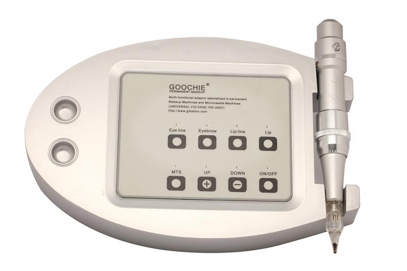 Goochie A8 Digital Makeup Machine Cartridge Needle Tattoo Gun