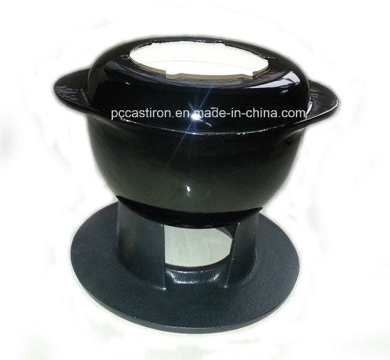 Enamel Cast Iron Cookware Manufacturer From China Fondue