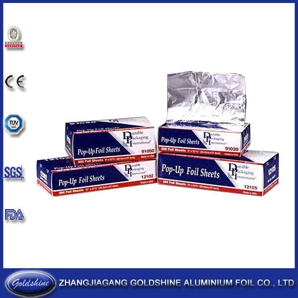 Disposable Takeway Aluminum Household Foil