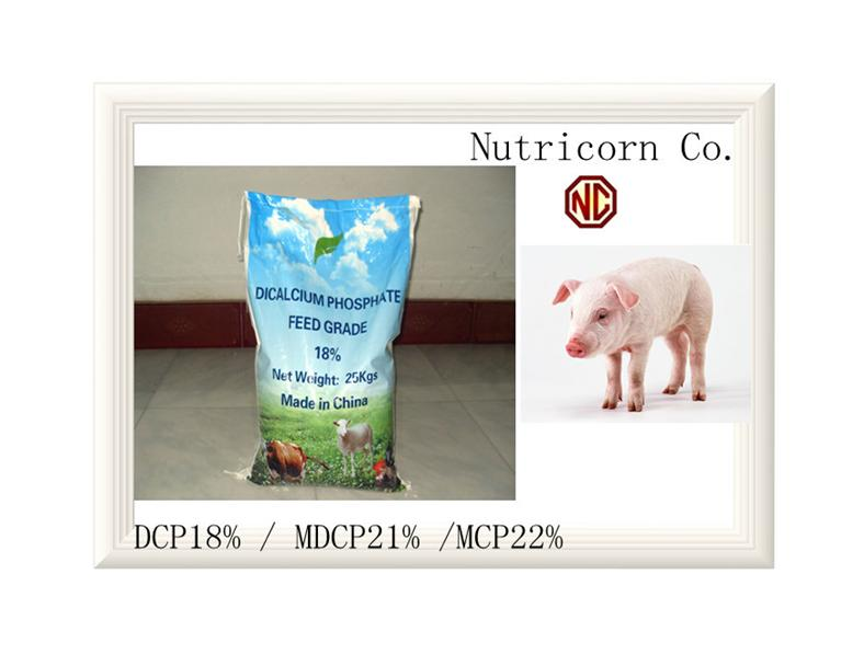 Poultry Feed Additive DCP/Mcp/MDCP Dicalcium Phosphate