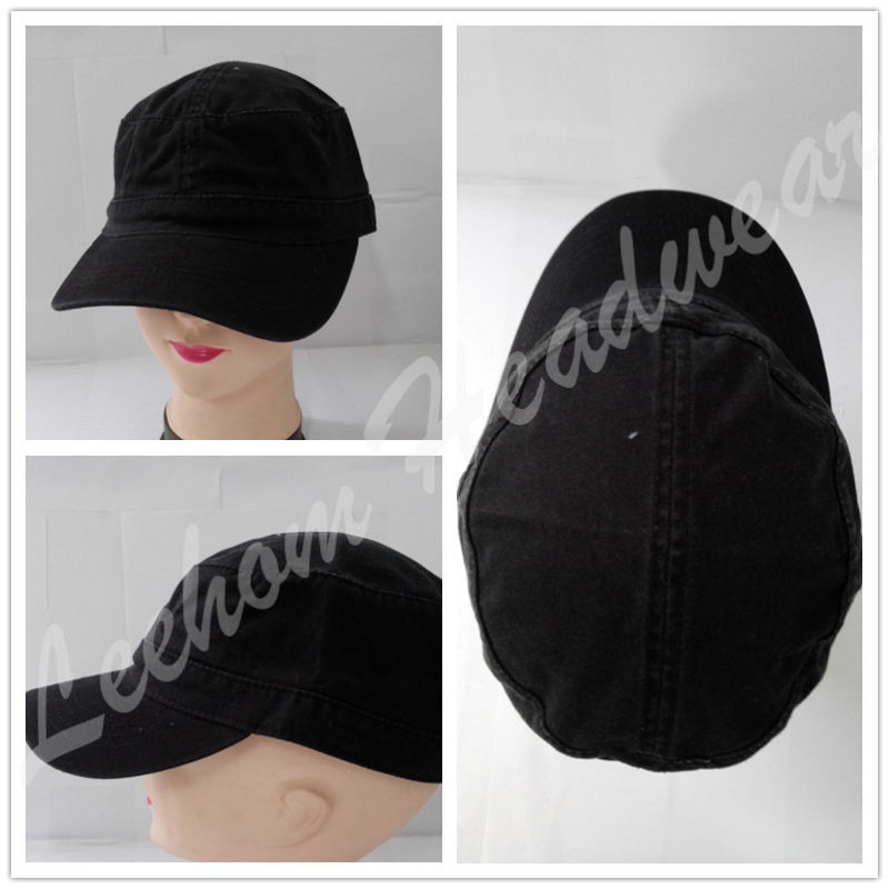 Washed Promotional Military Cap for Army