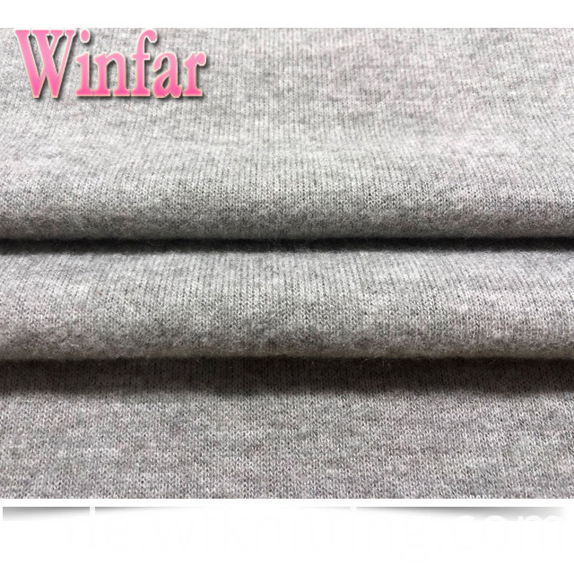 Soft Comfortable Hacci Knitting Fabric
