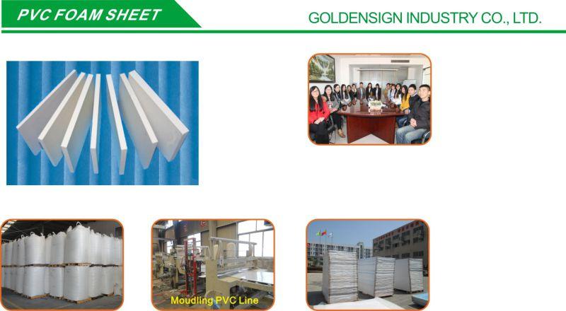 16mm PVC Celuka Sheet for House Building