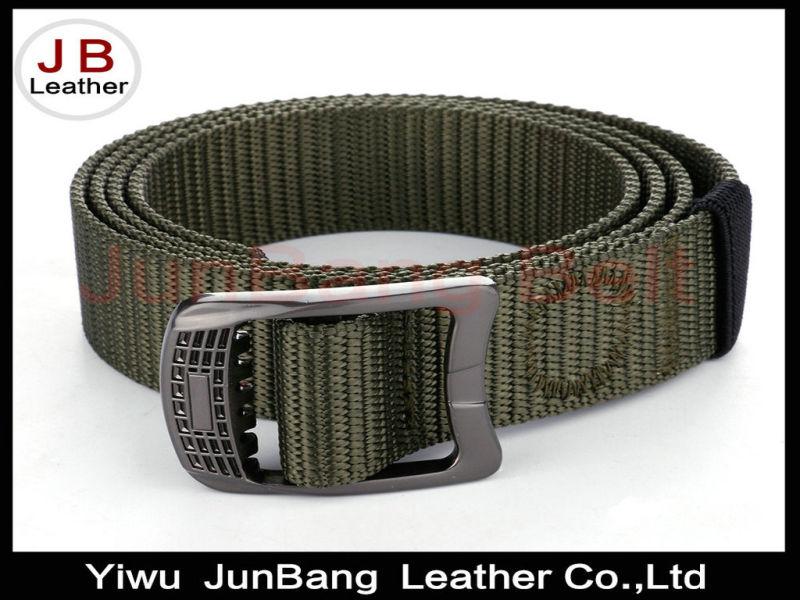 Men's Nylon Tactical Military Belt Adjustable Webbing Belt