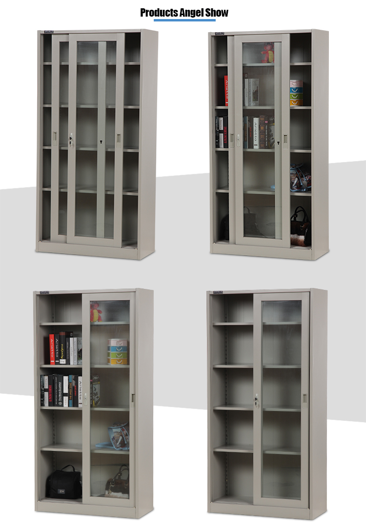 steel office bookcase