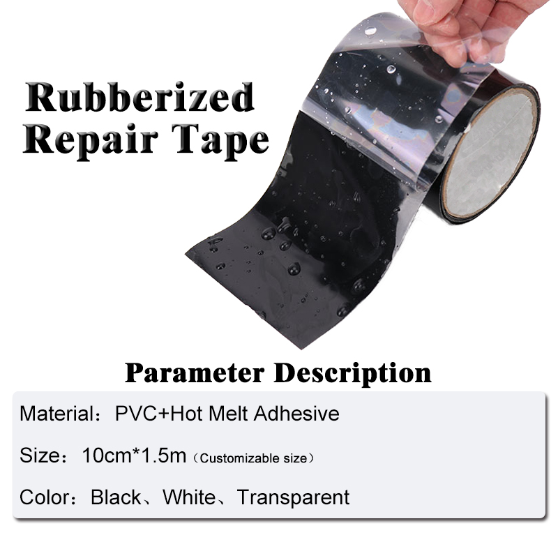 Strong Waterproof Rubber Flex Rubberized Seal Tape