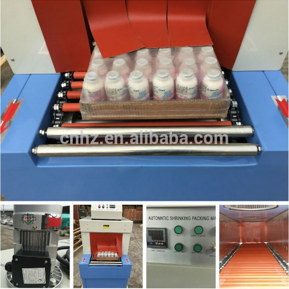St6030 Sleeve Sealing Cutting Automatic Shrink Wrapping Machine for Carton Box