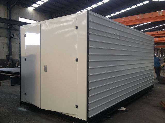 Steel Structure Folding Store House-14205