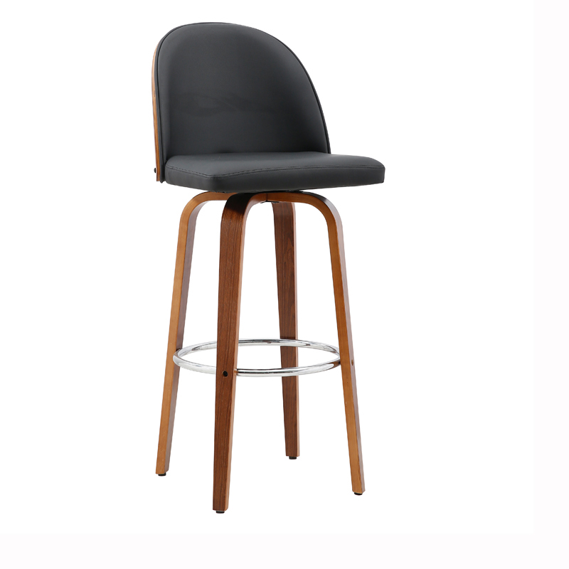 stool rounded bar chair